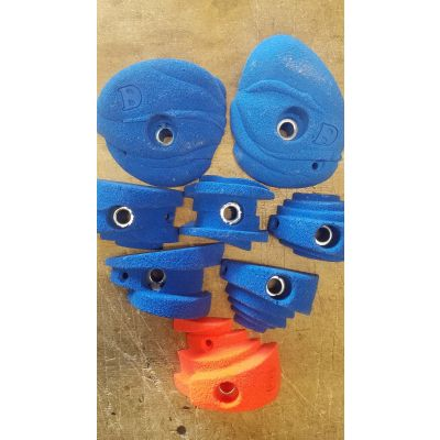 8 Pack of Climbing Holds