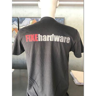 Fixe Logo T-Shirt Metal S