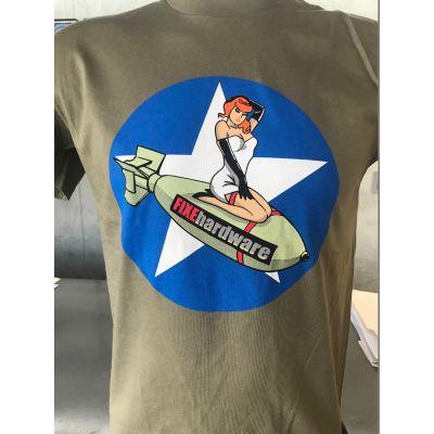 Fixe Pin-Up T-Shirt