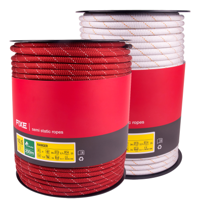 Roca 10.5mm Semi Static Ranger Rope