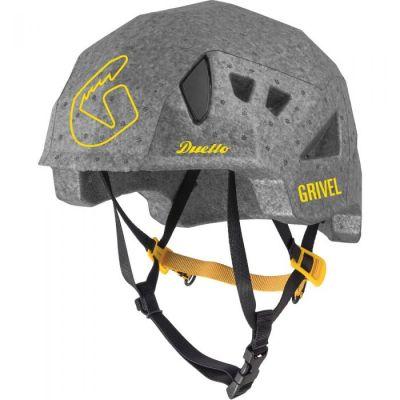 Grivel - Duetto Helmet - Grey