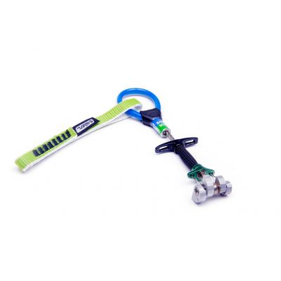 Alien Hybrid REVOLUTION Single Sling Blue-Green Cam: #A735