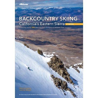 Backcountry Skiing California's Eastern Sierra 3rd Edition